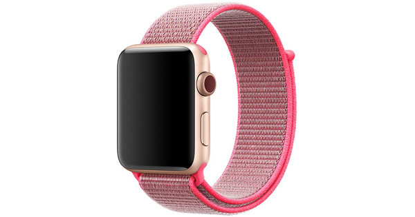 Apple Watch 42mm Nylon Sport Loop Horlogeband Knaloze