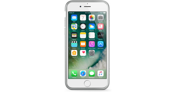 Belkin Air Protect SheerForce Case Apple iPhone 6/6s Zilver