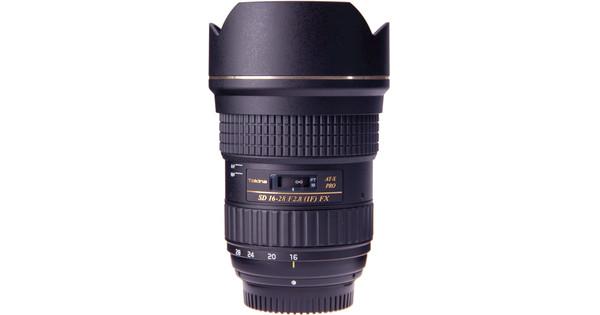 Tokina AT-X 16-28 mm f/2.8 Pro FX Nikon