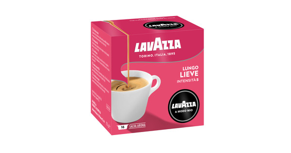 Lavazza A Modo Mio Lieve 16 cups