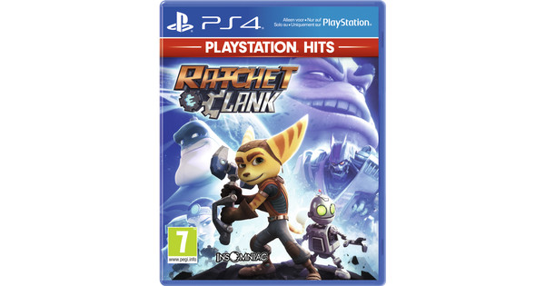 PlayStation Hits : Ratchet & Clank 3 PS4