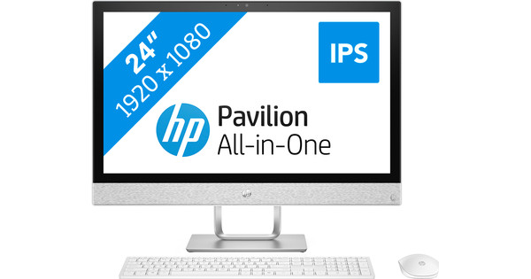 HP Pavilion All-in-One 24-r159nb Azerty