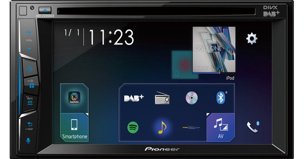 Pioneer AVH-Z3100DAB