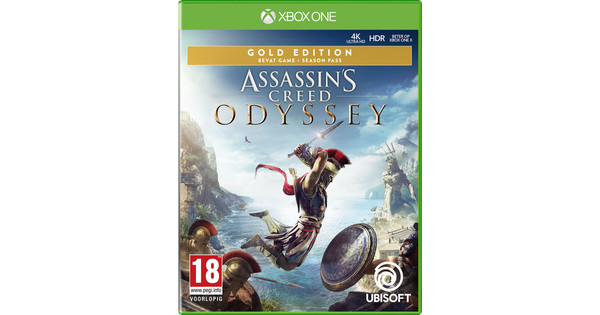Assassin's Creed Odyssey (Gold Edition)  Xbox One