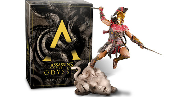Assassin's Creed Odyssey (Medusa Edition) PS4