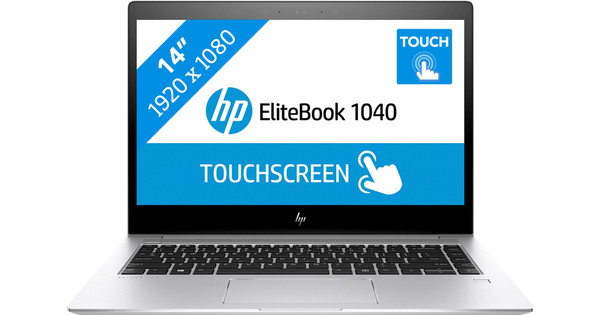 HP Elitebook 1040 G4  i5-8gb-256ssd Azerty