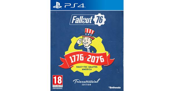 Fallout 76 (Tricentennial Edition) PS4
