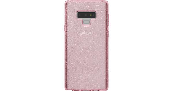 pick up eeb36 64d74 Spigen Liquid Crystal Glitter Samsung Galaxy Note 9 Back Cover Pink