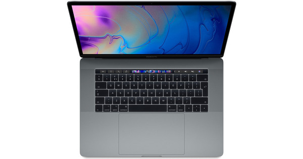 Apple MacBook Pro 15'' Touch Bar (2018) 16/512GB 2,9GHz Space Gray AZERTY