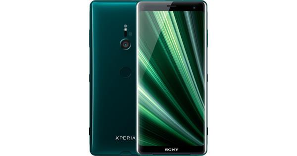 Sony Xperia XZ3 Vert