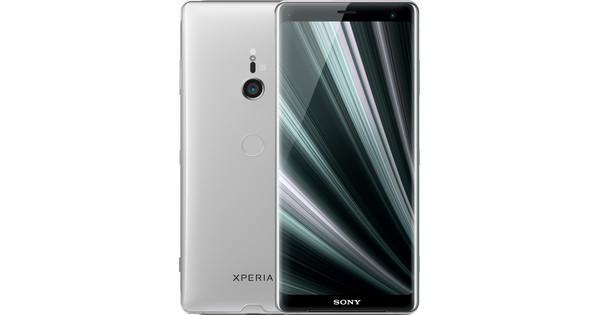 Sony Xperia XZ3 Argent