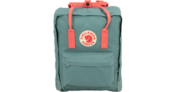 ae2cce712d4bc Fjällräven Kånken Frost Green Peach Pink - Coolblue - Before 23 59 ...