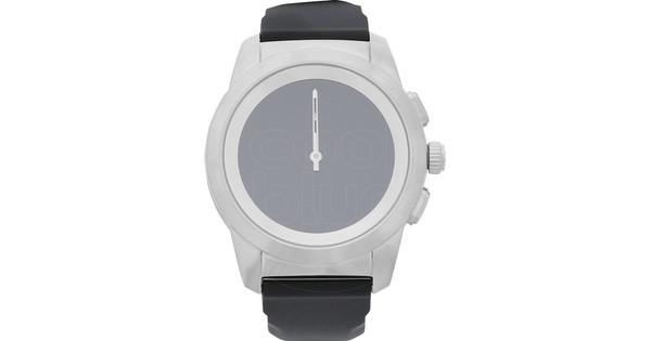 edaee13b05b MyKronoz ZeTime 44mm Smartwatch Original Zwart - Coolblue - Voor ...