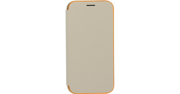 pretty nice 84214 2c1a9 Samsung Galaxy A5 (2017) Neon Flip Cover Gold