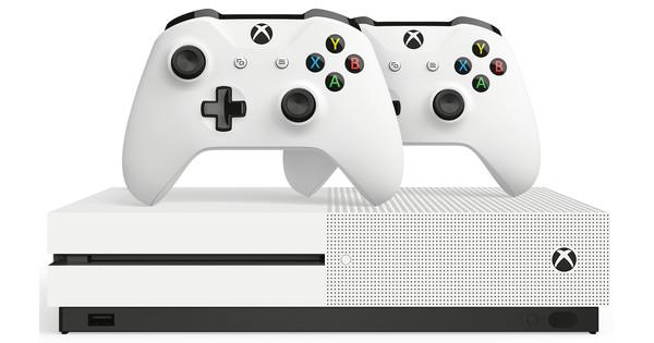 Microsoft Xbox One S 1TB + 2e Controller