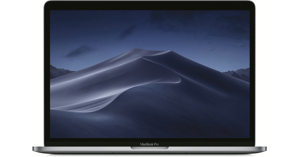 Apple MacBook Pro 15'' Touch Bar (2017) 16GB/2TB 2,8GHz Space Gray