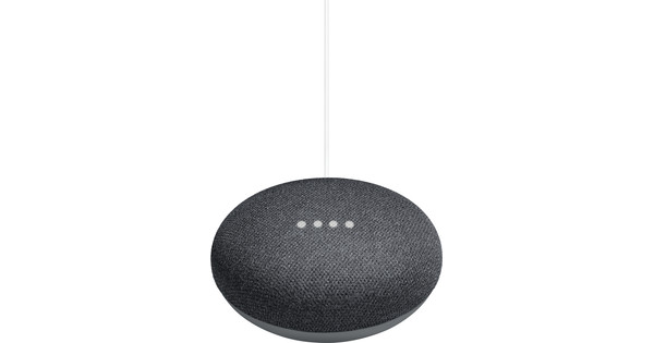 Google Home Mini Grijs