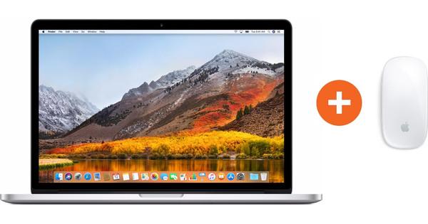 Apple MacBook Pro Retina 15,4'' 256 GB Azerty