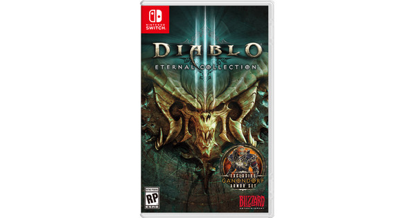 Diablo III (3) Eternal Collection Switch