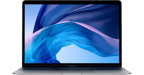 "Apple MacBook Air 13,3"" (2018) MRE82FN/A Gris sidéral Azerty"