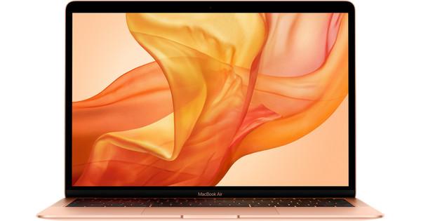 Apple MacBook Air 13.3 inches (2018) MREE2FN/A Gold AZERTYAzerty
