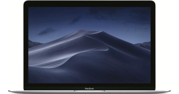 """Apple MacBook 12"""" (2017) MNYH2FN/A Silver Azerty"""