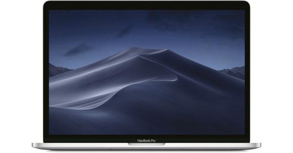 Apple MacBook Pro 13'' (2017) MPXR2FN/A Silver Azerty