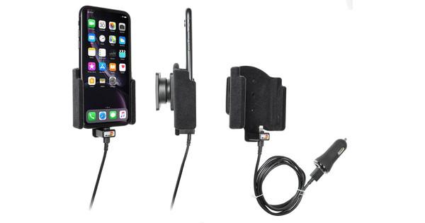 Brodit Sig Plug Apple iPhone Xr Support Voiture avec Chargeur