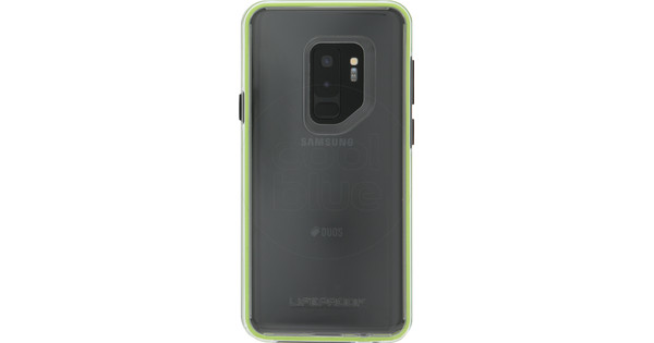the best attitude 74ed6 ce545 Lifeproof Slam Samsung Galaxy S9 Plus Back Cover Zwart
