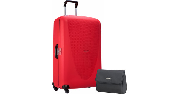 Samsonite Termo Young Spinner 85cm Vivid Red