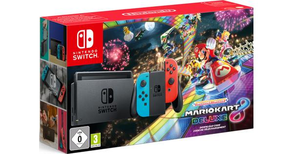 Nintendo Switch Mario Kart 8 Deluxe Limited Edition Bundel