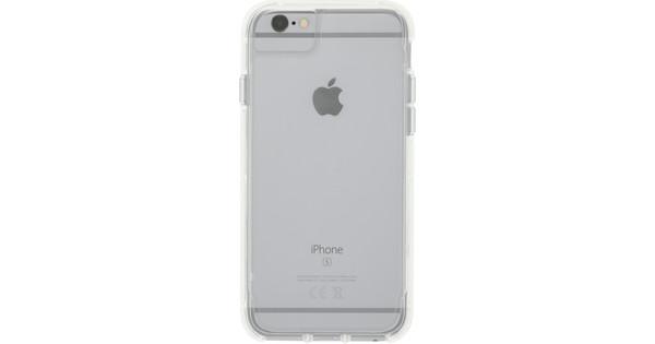 best authentic 3988f 64c27 Griffin Survivor Clear Apple iPhone 6/6s/7/8 Back Cover Transparent