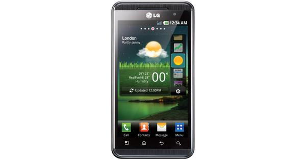 LG Optimus 3D Speed
