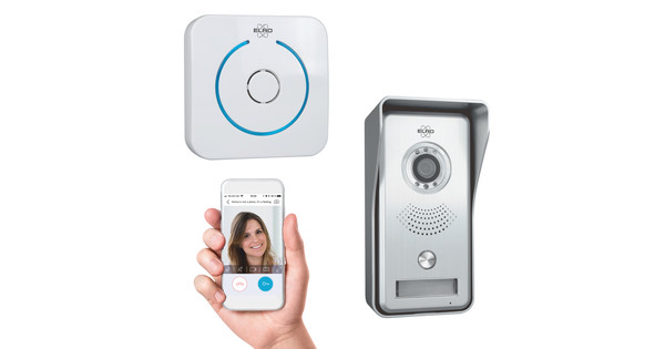 Elro Wireless Chime.Elro Dvc040ip Wifi Ip Doorbell Gong