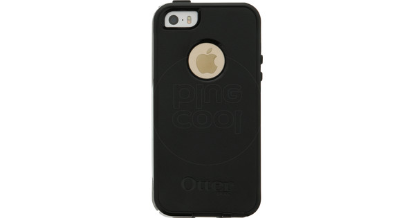 OtterBox Commuter Case Apple iPhone 5/5S/SE Black