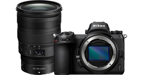 Nikon Z6 + FTZ Adapter + NIKKOR Z 24-70mm f/2.8 S