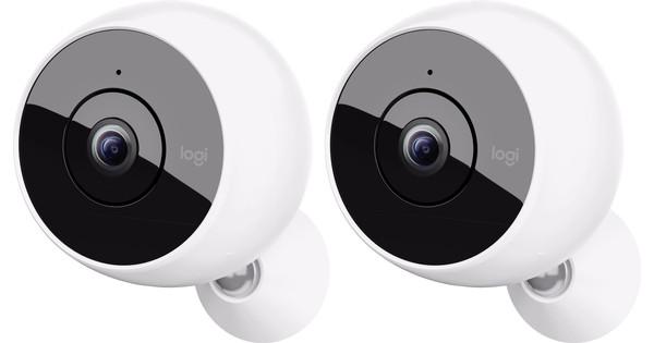 Logitech Circle 2 Wireless Duo Pack