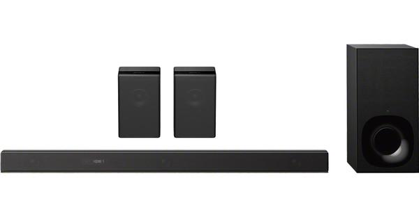 Sony HT-ZF9 + SA-Z9R