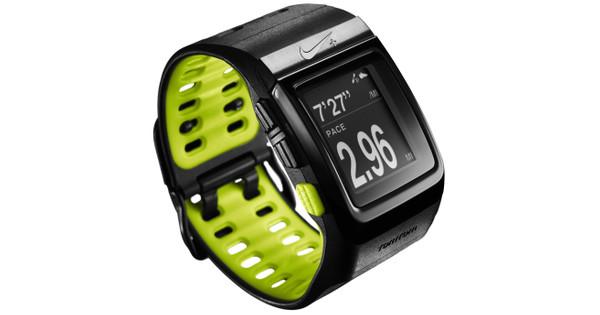 Nike+ SportWatch GPS + Borstband met Hartslagsensor