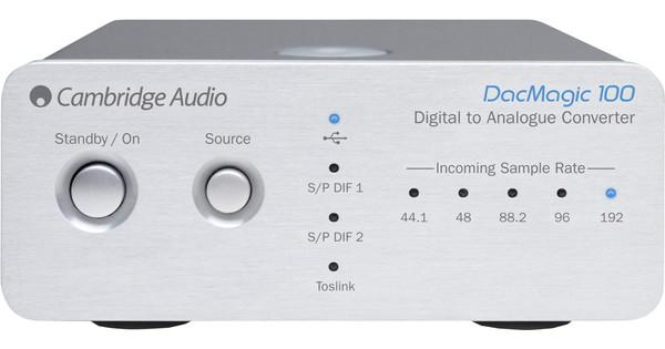 Cambridge Audio DacMagic 100 Argent