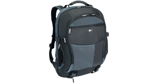 "Targus Rugzak XL 17"" Black/Blue 28 L"