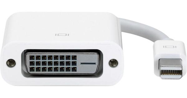 Apple Mini DisplayPort to DVI Adapter