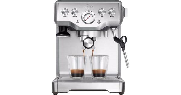 Solis Caffespresso Pro 117 Argent