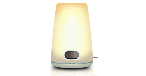 Philips Wekker Licht : Philips wake up light hf3471 coolblue voor 23.59u morgen in huis