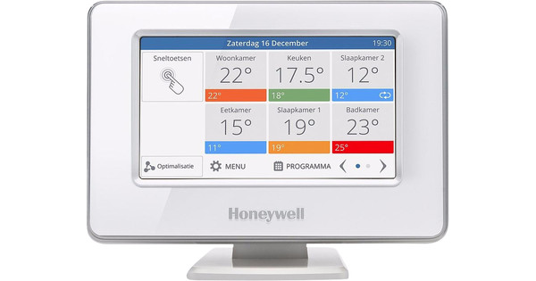 Honeywell EvoHome Single Zone Système OpenTherm