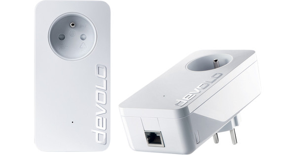 Devolo dLAN 1200+ No WiFi 1,200Mbps 2 adapters