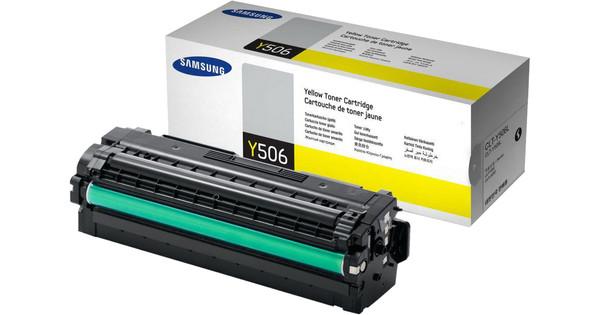 Samsung CLT-Y506L Toner Jaune XL