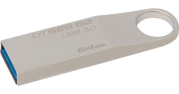 Kingston DataTraveler SE9 G2 64 Go
