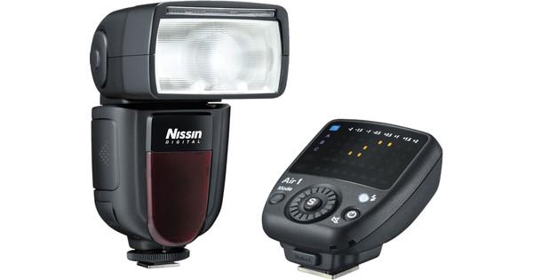 Nissin kit Di700A + Commander Air 1 NAS TTL pour Nikon