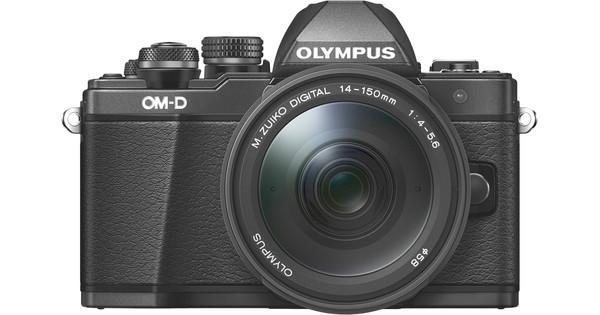 Olympus OM-D E-M10 Mark II Black + 14-150mm